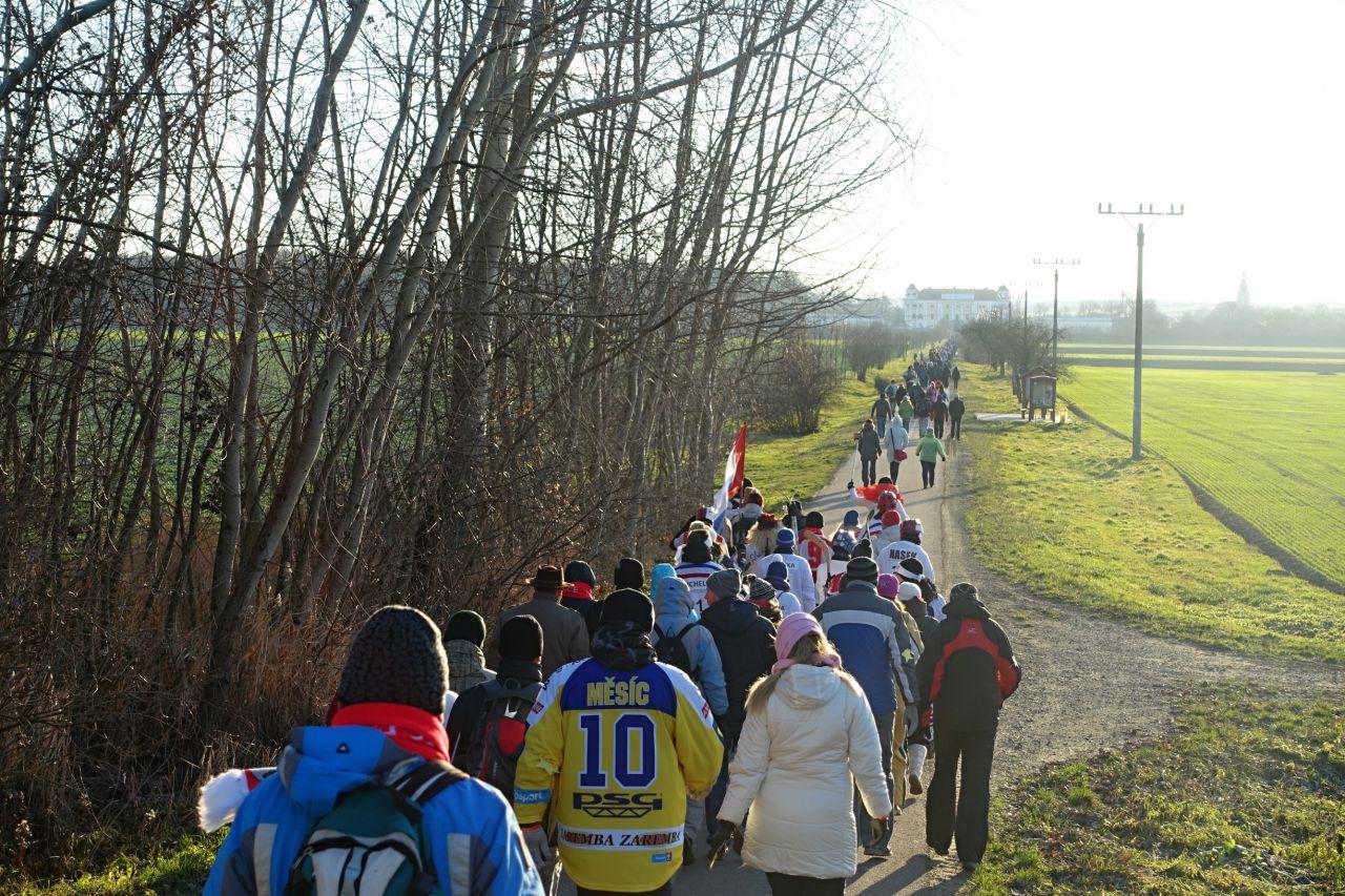 Silvestrovský pochod 1