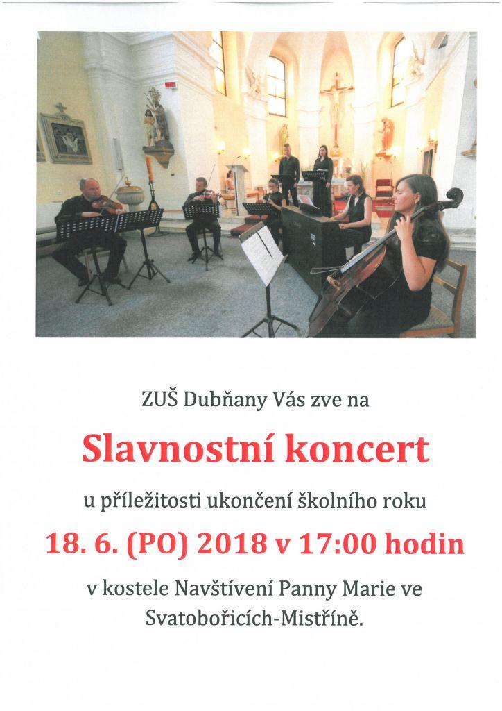 Slavnostní koncert 1