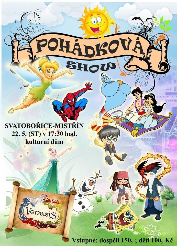 Pohádková show