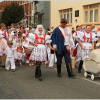 Pozvánka do průvodu Slováckého roku 1